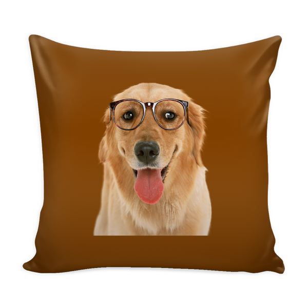 Golden Retriever Dog Pillow Cover - Golden Retriever Accessories - TeeAmazing - 4