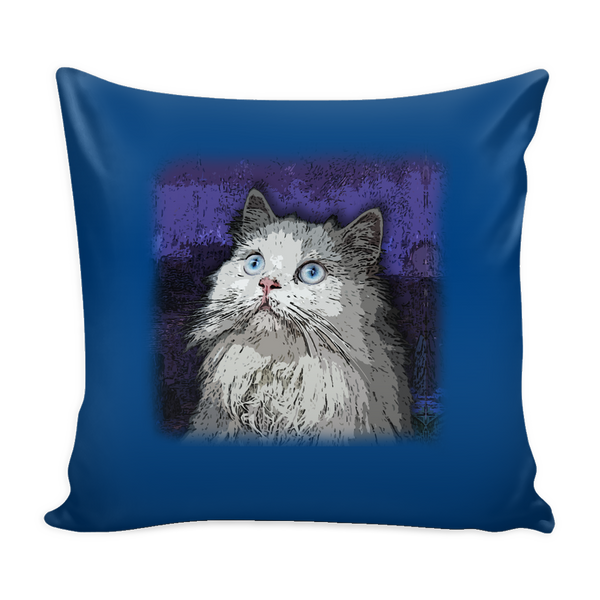 Persian Cat Pillow Cover - Persian Accessories - TeeAmazing - 4
