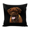 Dogues de Bordeaux Dog Pillow Cover - Dogues de Bordeaux Accessories - TeeAmazing - 2