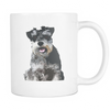 Miniature Schnauzer Dog Mugs & Coffee Cups - Miniature Schnauzer Coffee Mugs - TeeAmazing - 1