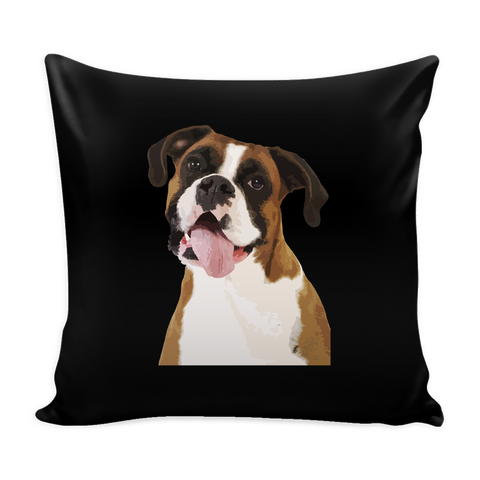 Boxer Pillow Cover - Boxer Accessories - TeeAmazing