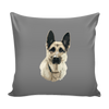 German Shepherd Dog Pillow Cover - German Shepherd Accessories - TeeAmazing - 4