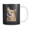 Pembroke Welsh Corgi Dog Mugs & Coffee Cups - Pembroke Welsh Corgi Coffee Mugs - TeeAmazing - 3