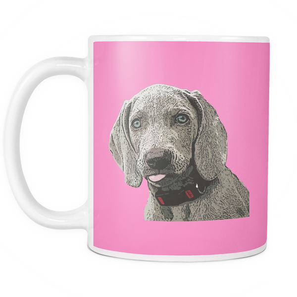 Weimaraner Dog Mugs & Coffee Cups - Weimaraner Coffee Mugs - TeeAmazing - 6