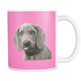 Weimaraner Dog Mugs & Coffee Cups - Weimaraner Coffee Mugs - TeeAmazing