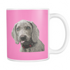 Weimaraner Dog Mugs & Coffee Cups - Weimaraner Coffee Mugs - TeeAmazing - 5