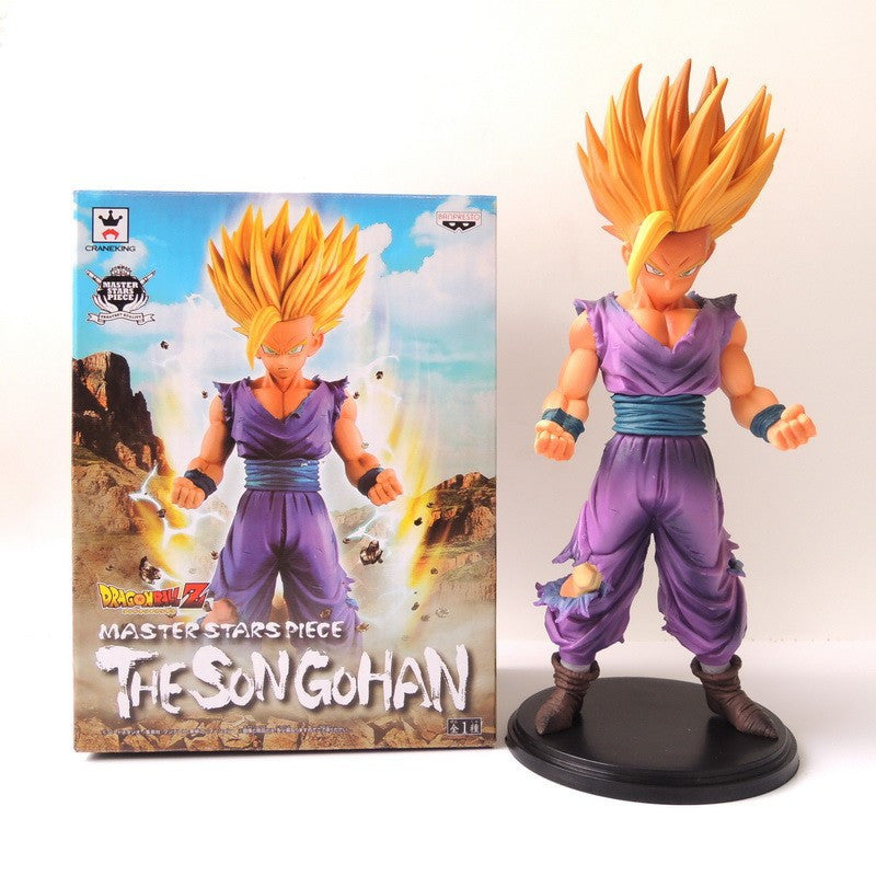 The Son Gohan Super Saiyan Figure Accessories - Dragon Ball Gifts 256254