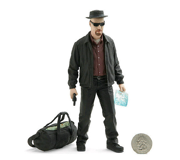 Breaking Bad Heisenberg Walter White Action Figures PVC brinquedos Collection Figures toys with Retail box - TeeAmazing - 1