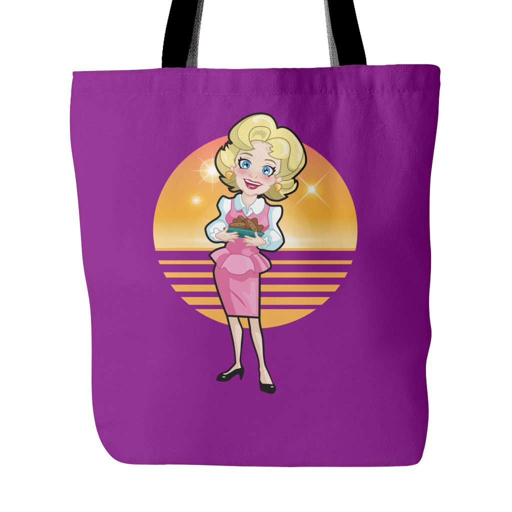 R. Stay Golden Tote Bags - TeeAmazing