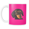 Dachshund Dog Mugs & Coffee Cups - Dachshund Coffee Mugs - TeeAmazing - 8