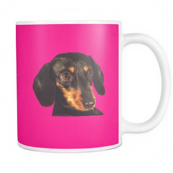 Dachshund Dog Mugs & Coffee Cups - Dachshund Coffee Mugs - TeeAmazing - 7
