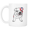 English Bulldog Dog Mugs & Coffee Cups - English Bulldog Coffee Mugs - TeeAmazing - 2