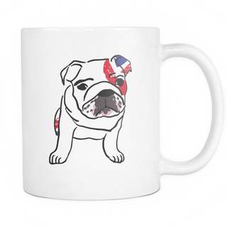 English Bulldog Dog Mugs & Coffee Cups - English Bulldog Coffee Mugs - TeeAmazing