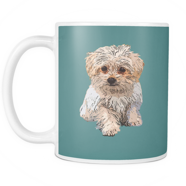 Maltese Dog Mugs & Coffee Cups - Maltese Coffee Mugs - TeeAmazing - 8