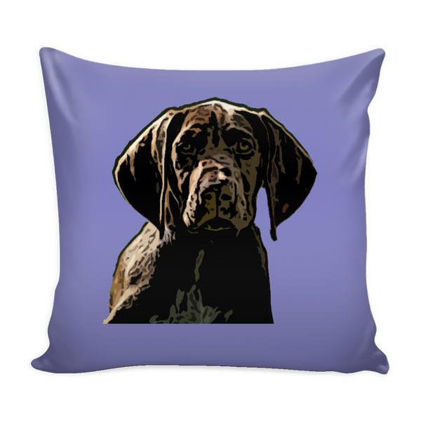 German Shorthaired Pointer Dog Pillow Cover - German Shorthaired Pointer Accessories - TeeAmazing - 4