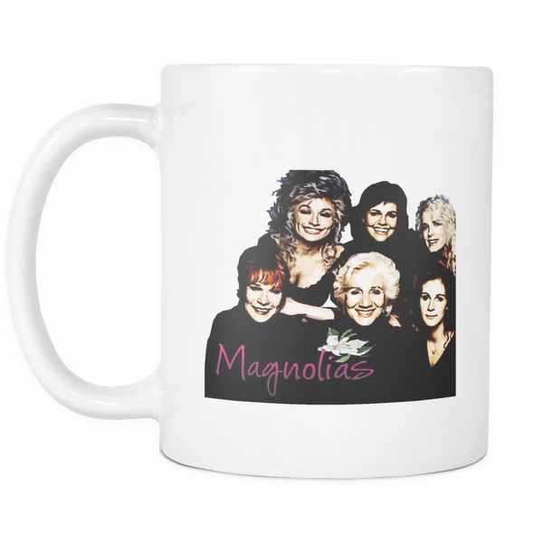 Steel Magnolias Characters Mug & Coffee Cups - Steel Magnolias Coffee Mugs - TeeAmazing - 2