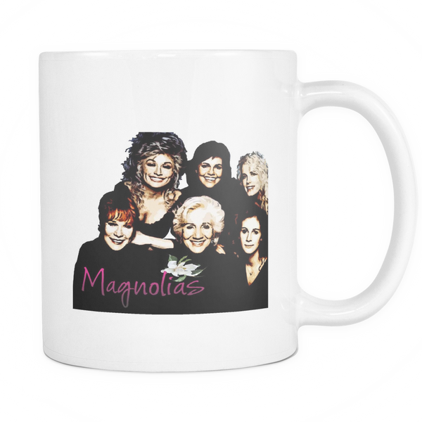 Steel Magnolias Characters Mug & Coffee Cups - Steel Magnolias Coffee Mugs - TeeAmazing - 1