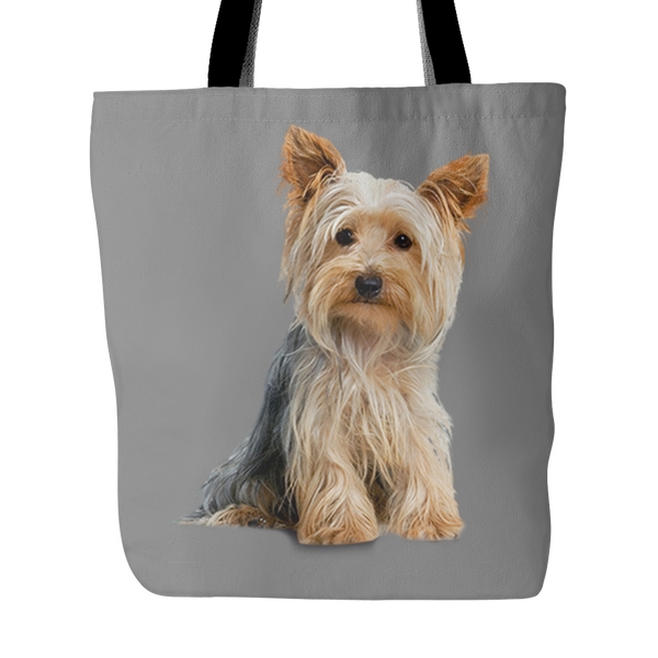 Yorkshire Terrier Dog Tote Bags - Yorkshire Terrier Bags - TeeAmazing - 3