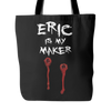 Eric Is My Maker Tote Bags - True Blood Bags - TeeAmazing - 2
