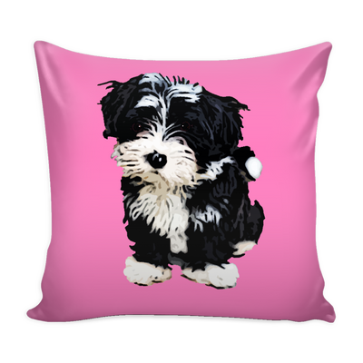 Havanese Dog Pillow Cover - Havanese Accessories - TeeAmazing - 4