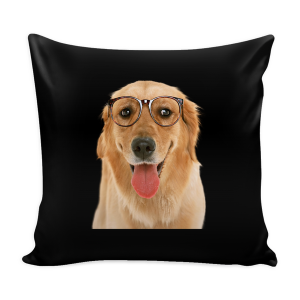 Golden Retriever Dog Pillow Cover - Golden Retriever Accessories - TeeAmazing - 2