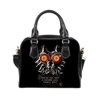 Majora Purse & Handbags - Zelda Bags - TeeAmazing