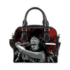 Michonne Purse & Handbags - The Walking Dead Bags - TeeAmazing