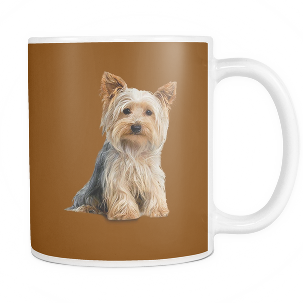 Yorkshire Terrier Dog Mugs & Coffee Cups - Yorkshire Terrier Coffee Mugs - TeeAmazing - 7