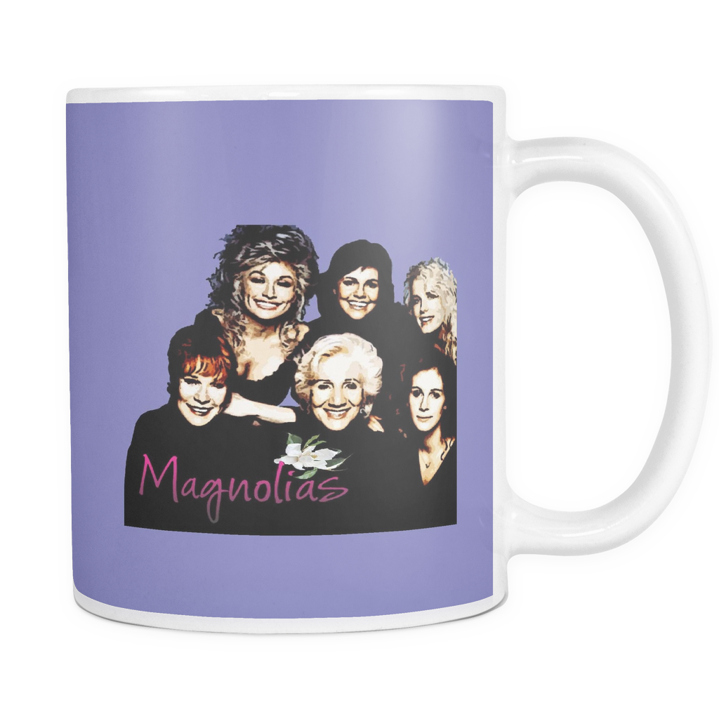 Steel Magnolias Characters Mugs & Coffee Cups - Steel Magnolias Coffee Mugs - TeeAmazing