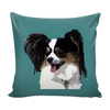 Papillon Dog Pillow Cover - Papillon Accessories - TeeAmazing - 3