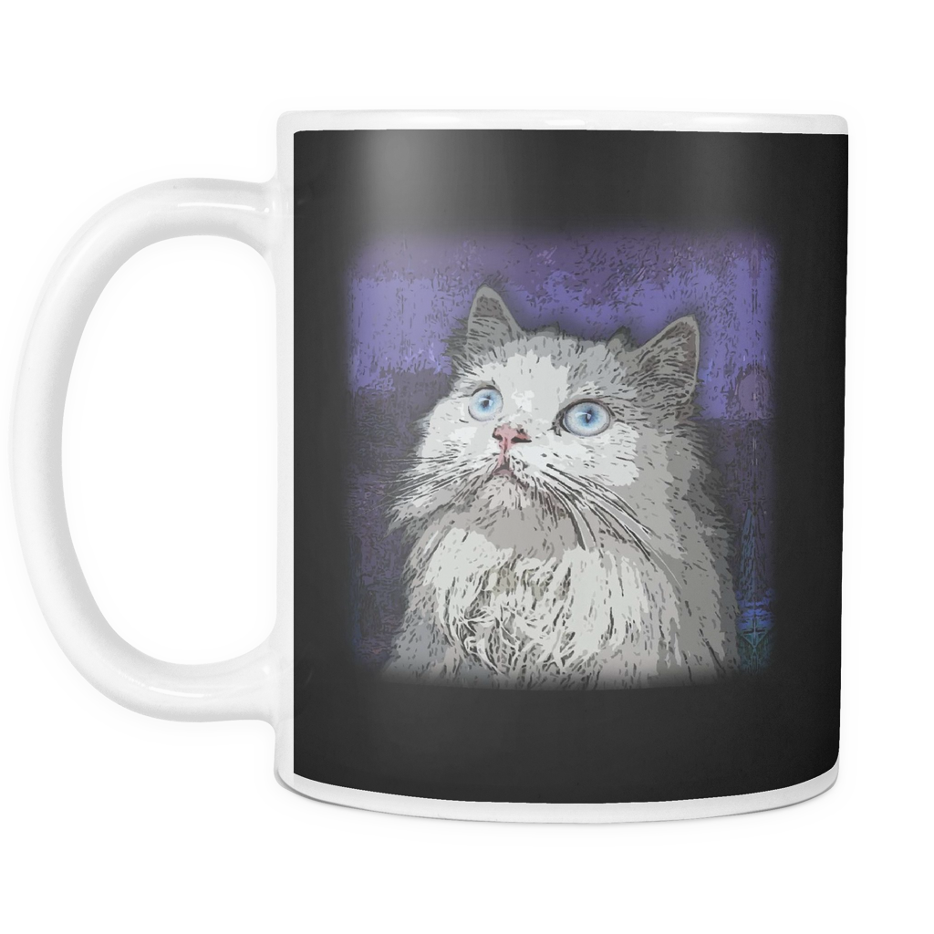 Persian Cat Mugs & Coffee Cups - Persian Coffee Mugs - TeeAmazing