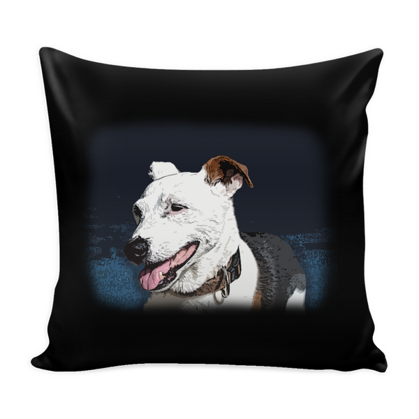 Jack Russell Terrier Dog Pillow Cover - Jack Russell Terrier Accessories - TeeAmazing - 1