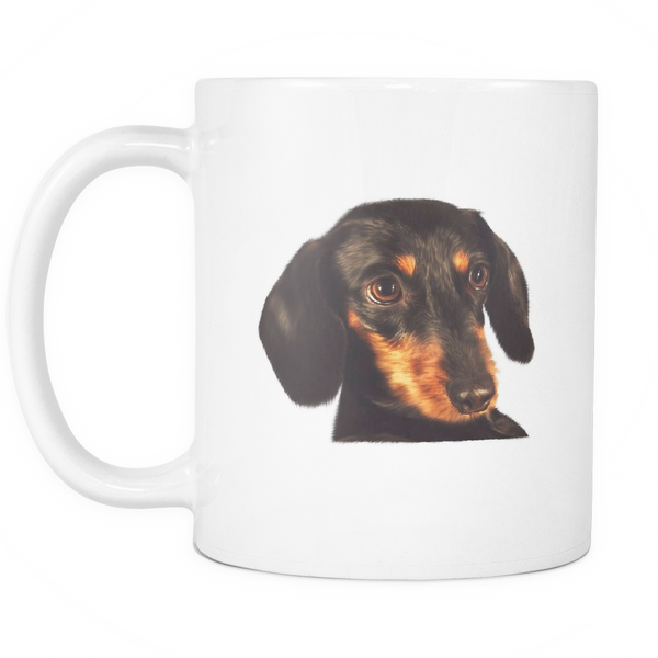 Dachshund Dog Mugs & Coffee Cups - Dachshund Coffee Mugs - TeeAmazing - 2