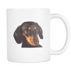 Dachshund Dog Mugs & Coffee Cups - Dachshund Coffee Mugs - TeeAmazing - 1