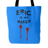 Eric Is My Maker Tote Bags - True Blood Bags - TeeAmazing - 4