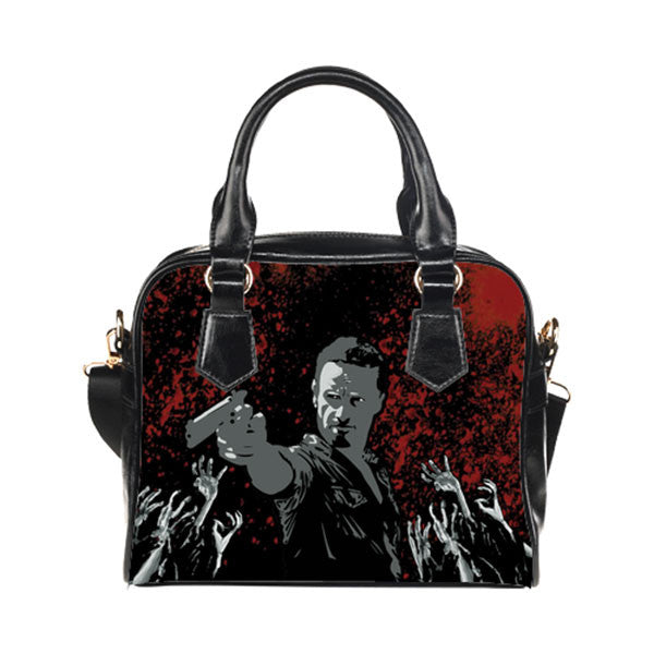 Rick Grimes Purse & Handbags - The Walking Dead Bags - TeeAmazing