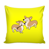 Corgi Dog Pillow Cover - Corgi Accessories - TeeAmazing