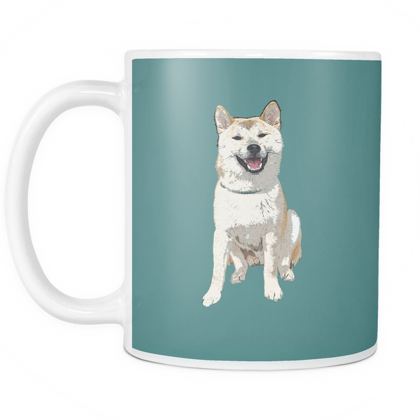 Akita Dog Mugs & Coffee Cups - Akita Coffee Mugs - TeeAmazing - 4
