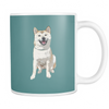 Akita Dog Mugs & Coffee Cups - Akita Coffee Mugs - TeeAmazing - 3