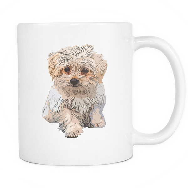 Maltese Dog Mugs & Coffee Cups - Maltese Coffee Mugs - TeeAmazing - 1