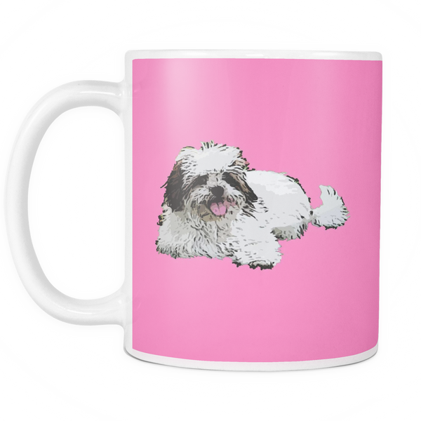 Lhasa Apso Dog Mugs & Coffee Cups - Lhasa Apso Coffee Mugs - TeeAmazing - 8