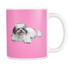 Lhasa Apso Dog Mugs & Coffee Cups - Lhasa Apso Coffee Mugs - TeeAmazing - 7