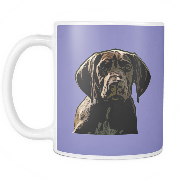 German Shorthaired Pointer Dog Mugs & Coffee Cups - German Shorthaired Pointer Coffee Mugs - TeeAmazing - 8