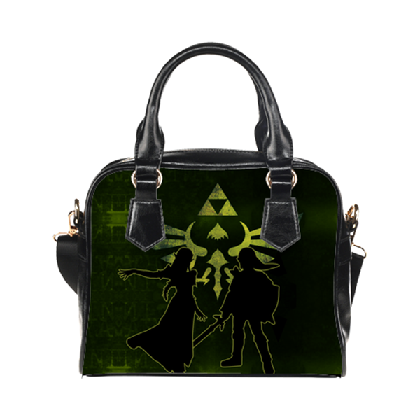 Triforce Purse & Handbags - Zelda Bags - TeeAmazing
