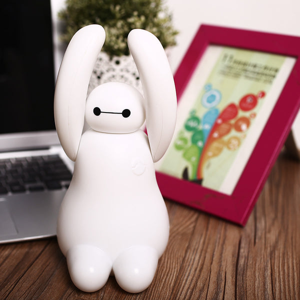 USB Power Baymax Big Hero 6 LED RGB Multicolor Colorful Color Chaning Night Light Home Desk Decoration Gift - TeeAmazing - 3