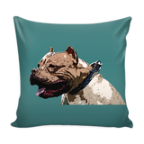 Pitbull Dog Pillow Cover - Pitbull Accessories - TeeAmazing - 3
