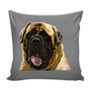 English Mastiff Dog Pillow Cover - English Mastiff Accessories - TeeAmazing - 3
