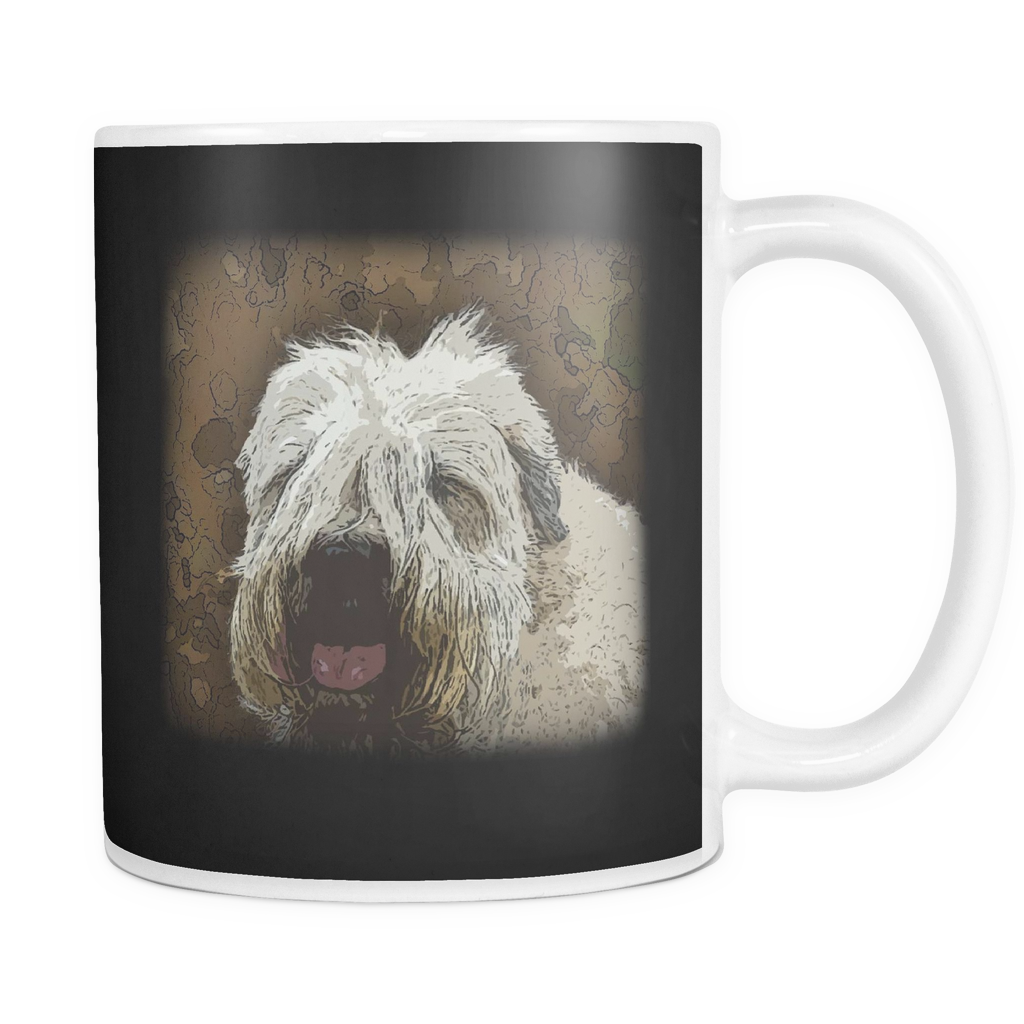 Soft Coated Wheaten Terrier Dog Mugs & Coffee Cups - Soft Coated Wheaten Terrier Coffee Mugs - TeeAmazing