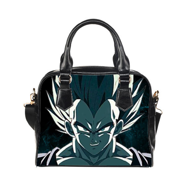 Vegeta Purse & Handbags - Dragon ball Bags - TeeAmazing