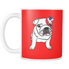 English Bulldog Dog Mugs & Coffee Cups - English Bulldog Coffee Mugs - TeeAmazing - 8